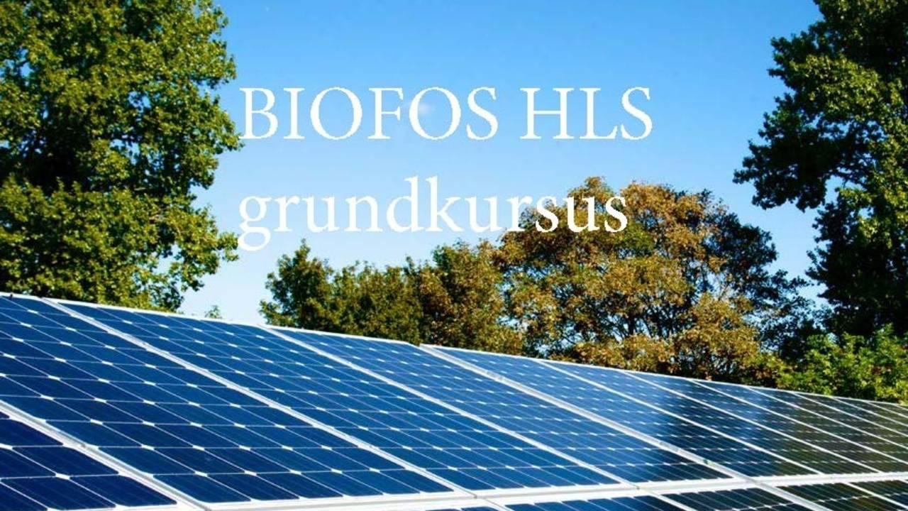 BIOFOS grundkursus HLS